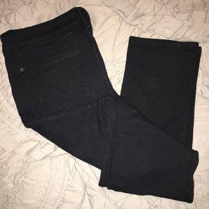 Jolt • Black Button Leggings • Size 3